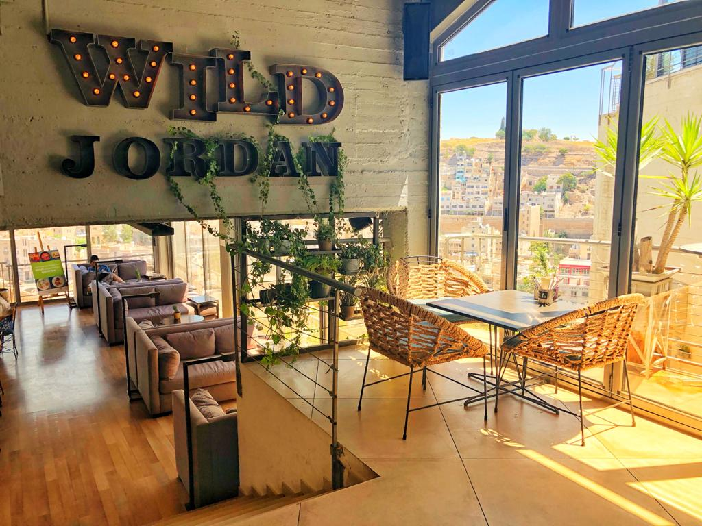 Wild Jordan Café